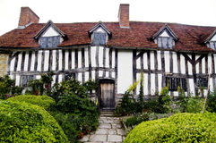Mary Arden's home in Stratford Upon Avon Royalty Free Stock Images