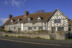 Mary Arden's House Stock Image