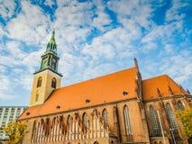 Mary in Berlin Stockfoto