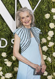 Mary Beth Peil. Elegant actress Mary Beth Peil arrives on the red carpet at the 71st Annual Tony Awards to celebrate the best of Broadway theater on June 11 Royalty Free Stock Photography