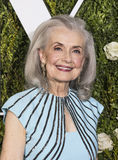 Mary Beth Peil. Elegant actress Mary Beth Peil arrives on the red carpet at the 71st Annual Tony Awards to celebrate the best of Broadway theater on June 11 Stock Photos