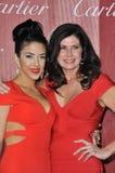 Mary Bono & Chianna Мария Bono Стоковая Фотография