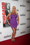 Mary Carey arrives at the Opening Night of the Play  Royalty Free Stock Photos