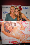Mary Carey,Bridgetta Tomarchio. Mary Carey and Bridgetta Tomarchio at Bridgetta Tomarchio B-Day Bash and Babes in Toyland Toy Drive, Lucky Strike, Hollywood, CA royalty free stock photo