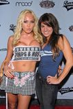 Mary Carey,Bridgetta Tomarchio. Mary Carey and Bridgetta Tomarchio at the Beverly Hills Pimps and Hoes Party. Mood, Hollywood, CA. 09-08-06 Stock Photo
