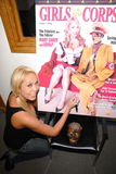 Mary Carey. At a signing and radio appearance for 's 'Girls and Corpses' Magazine  Issue, LA Talk Radio, Sherman Oaks, CA. 02-23-10 Royalty Free Stock Image