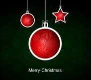 Mary Christmas. Stock Fotografie