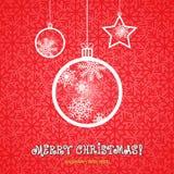 Mary Christmas. Royalty Free Stock Photos