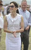 Mary, Crown Princess of Denmark Bondi Beach,Sydney Stock Image