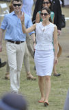 Mary, Crown Princess of Denmark husband Frederick Stock Images