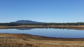 Mary Dam See in Nord-Arizona Lizenzfreies Stockbild
