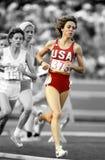 Mary Decker Track-&Field lizenzfreies stockfoto