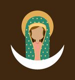 Mary design Royalty Free Stock Images