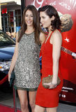 Mary Elizabeth Winstead and Amanda Crew Stock Photography