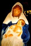 Mary et Jésus Photos libres de droits