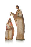 Mary, Jésus et Joseph Photos libres de droits
