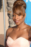 Mary J. Blige Royalty Free Stock Images