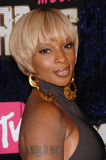 Mary J. Blige Royalty Free Stock Photography