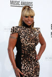 Mary J. Blige Stock Image