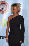 Mary J. Blige Fotografia Stock
