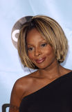 Mary J. Blige Images libres de droits