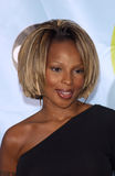 Mary J. Blige Foto de Stock Royalty Free
