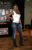 Mary J Blige royalty-vrije stock fotografie