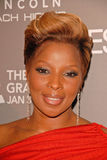 Mary J. Blige stock images