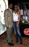 Mary J. Blige and Kendu Isaacs Stock Photos