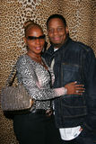Mary J. Blige and Keundu Isaacs Royalty Free Stock Image