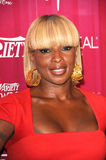 Mary J. Blige Royalty Free Stock Image