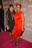 Mary J. Blige, Taraji p Henson Стоковое Изображение RF