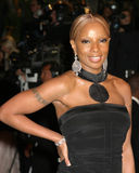 Mary J. Blige Royalty Free Stock Photo