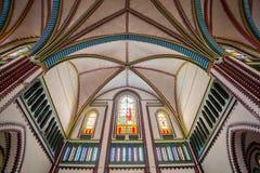 Mary jest święty kościół Zdjęcie Stock
