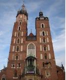 Mary jest kościół św Zdjęcie Stock