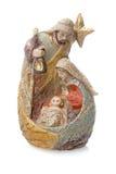 Mary, Jesus e Joseph Fotografia Stock Libera da Diritti