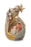 Mary, Jesus and Joseph Royalty Free Stock Photo