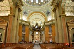 Mary-Königin der Weltkathedrale, Montreal Lizenzfreie Stockfotos