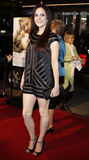 Mary-Louise Parker. 12/9/2007 - Hollywood - Mary-Louise Parker attends the World Premiere of `P.S. I Love You` held at the Grauman`s Chinese Theater in Hollywood Royalty Free Stock Image
