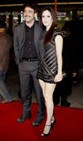 Mary-Louise Parker and Jeffrey Dean Morgan Stock Photography