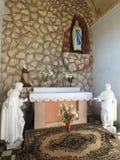 Mary Lourdes Chapel santa, Lituania fotografie stock libere da diritti