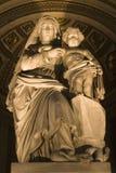 Mary - madeleine church in Paris Stock Photos