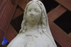 Mary Magdalene of Mary van Magdala-standbeeld Royalty-vrije Stock Foto's