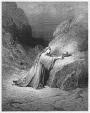 Mary Magdalene Repentant imagen de archivo libre de regalías