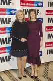 Mary McFadden och Norah nolla-` Donnell Royaltyfria Bilder