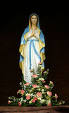 Mary mother of Jesus stock images