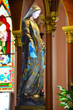Mary (mother of Jesus) at Cathedral of the Immaculate Conception Stock Image