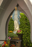 Mary mother of Jesus Stock Photography