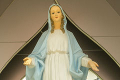 Mary mother of Jesus Royalty Free Stock Photos