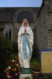 Mary Mother van God Stock Foto